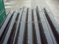 ASTM A53 A500 BS1387 Grade B carbon steel pipe with galvanized or oil in the surfac
