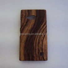 Wholesale case back cover for Lumia 730, wooden skin case for Nokia Lumia 730, cover for Nokia 730