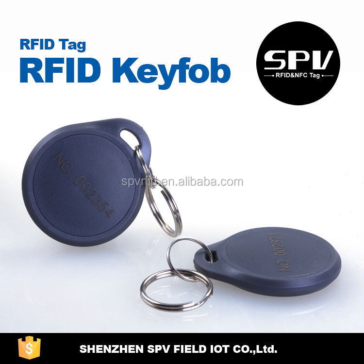 RFID NFC F08 ABS Smart Key Tag for Access Control