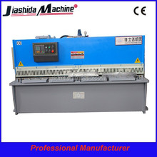 CE Standard QC12Y-4*2500 factory used iron sheet metal shearing machine, swing beam shears for sale