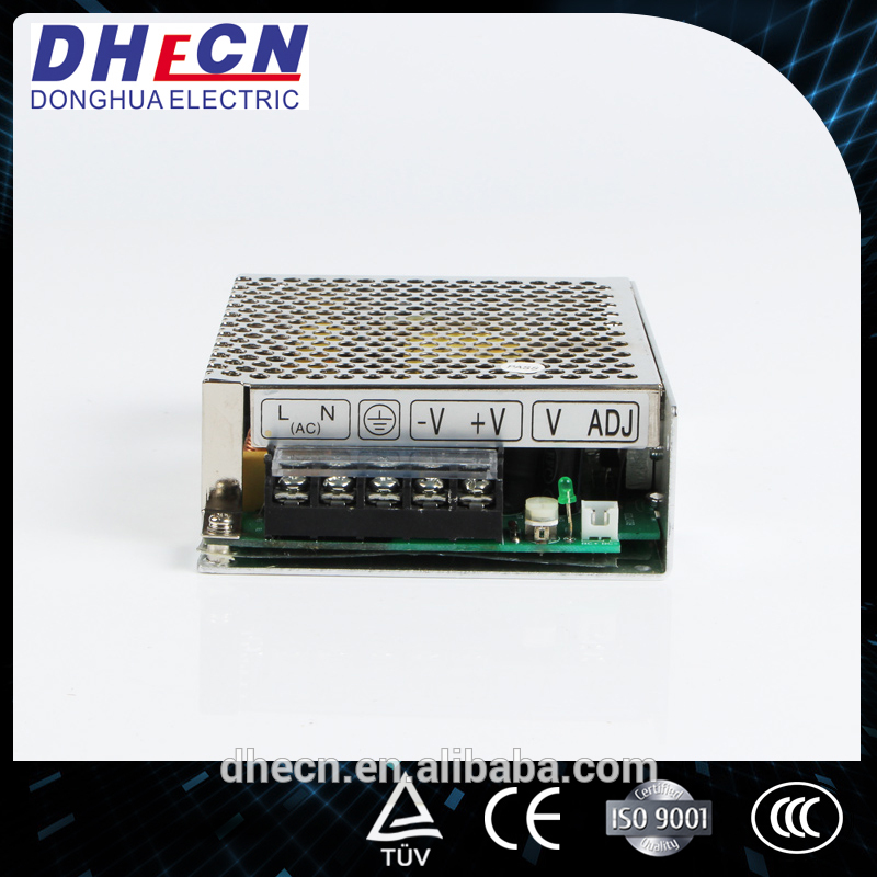 DHECN dc led switching power supply (HRSP-75-5)