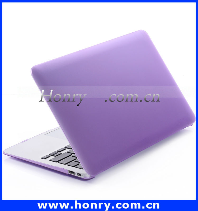 "Matte flip hard case for Macbook, for macbook pro case 13"" 15"" 17"""