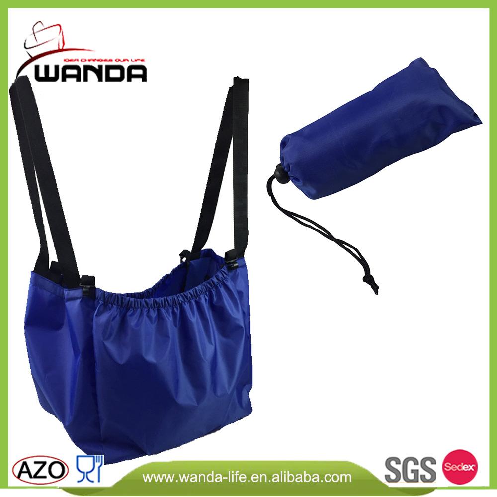 Fold Up Reusable Ping Bag Trend Bags