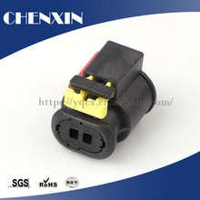 China New Innovative Product 2 Pin Boschs Type Female Common Rail Diesel Injector Connector 1928403137