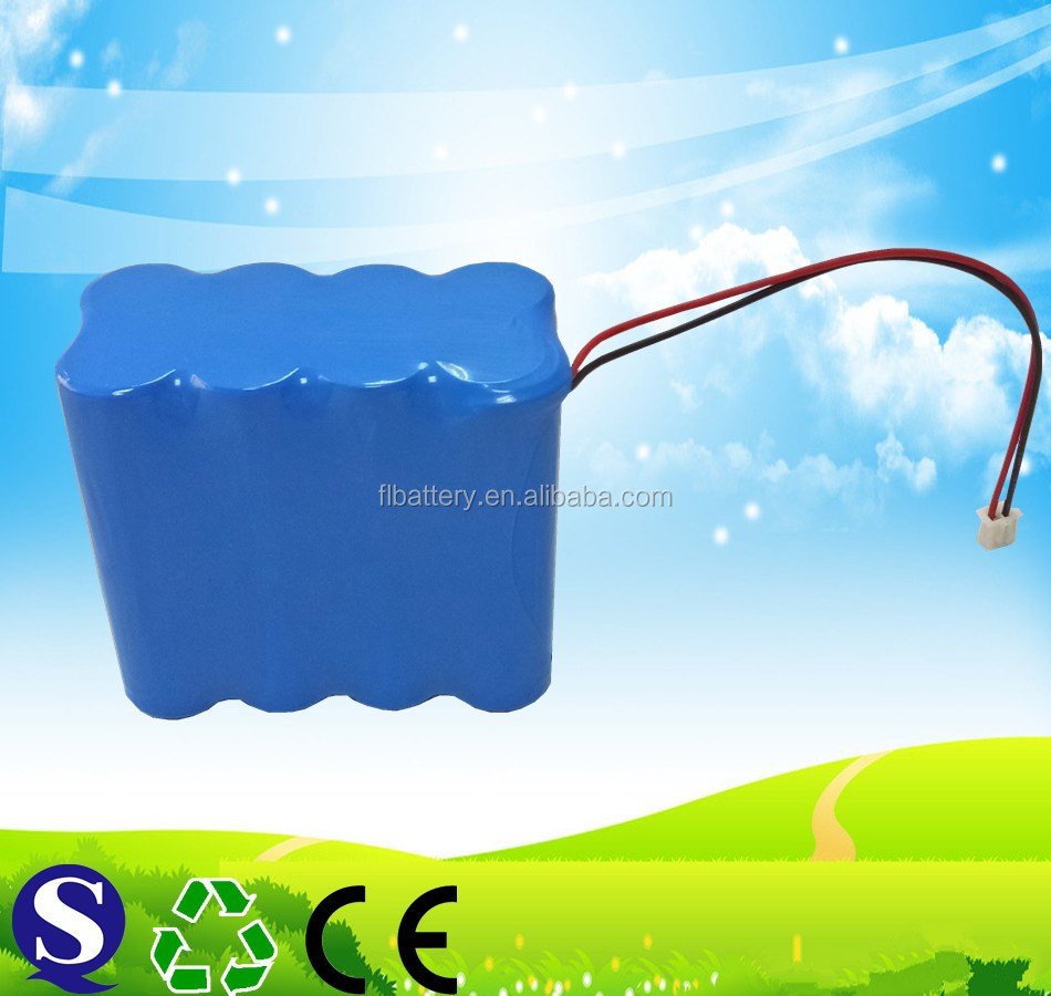 Customized Capacity Lifepo4 Battery Pack With BMS Lifepo4 12.8v3000mah Battery Pack For Solar Power