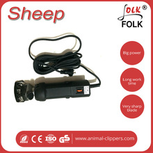 With ventilation system to prevent over-heating 380W sheep clipper shearing scissors