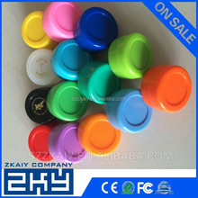 ODM/OEM colorful silicone customized bho silicone oil container