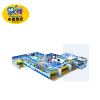 Indoor Playground For Shopping Mall And
