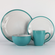 Hot sell popular noritake dinnerware/ocean dinnerware/liquidation dinnerware