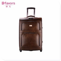 Hot selling 2015 fancy luggage bags luggage trolleys children 2012 new travel bag 4wheels luggage wholesales