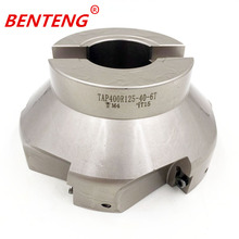 Universal CNC Milling Cutter TAP400R Indexable Face Milling Machine Cutter Tools