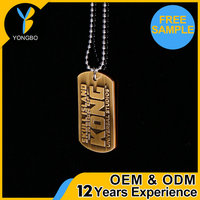 Factory Supplier cheap novelty custom name dog tag With Promotional Price