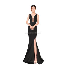 Wholesale ladies dinner party dress for celebrity evening dress