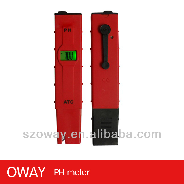 Promotional pen type digital water ph orp controller