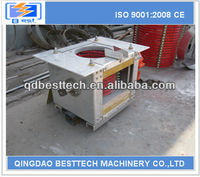5000 kw induction furnace, melting furnace, aluminium smelting equipment