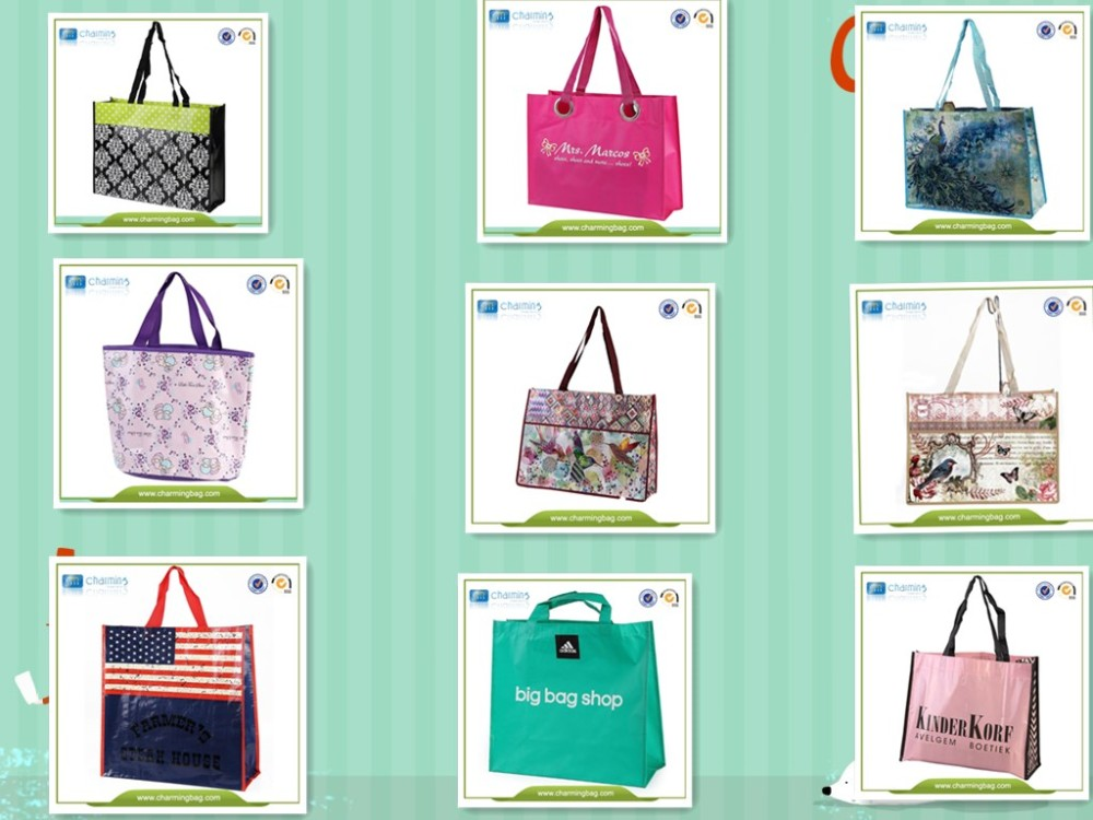 Top quality reusable custom tote bag