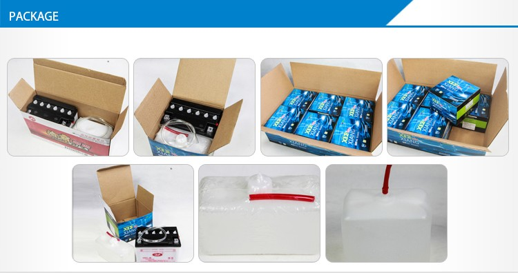 Wholesale China manufacturer lead acid 12v 5ah storage battery for motorcycle