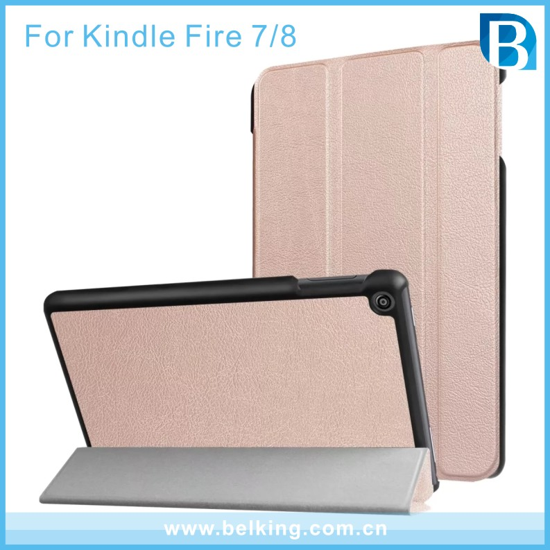 8 Inch Tablet case for Amazon Kindle Fire HD 7 Leather Protective Cover Case