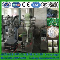sugar/ rice / Peanut / coffee / detergent / chips Sachet packaging / bagging Machinery