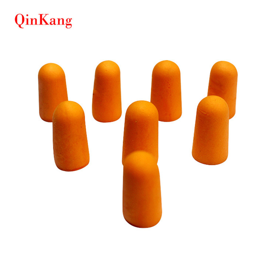Disposable Foam hearing protection custom soundproof earplugs