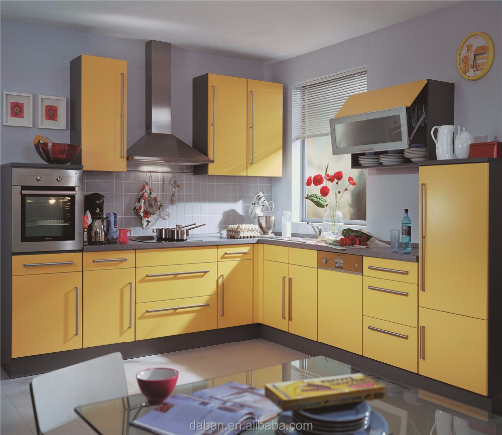 Jisheng brand high gloss white kitchen cabinet door for Where to order kitchen cabinets