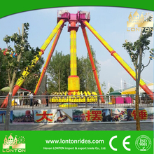 Attractive and thrilling big pendulum bobs amusement rides frisbee rides for sale