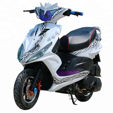 china wuxi 125cc gas scooter for south america africa market