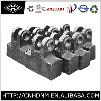 stone crusher hammer head
