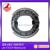 factory export CG125 brakeshoe japanese motorcycles spare parts