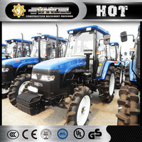Cheap price Lutong Tractor TB604 4WD wheel garden farm tractor for sale philippines