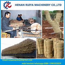 CHEAP jute rope machine/wheat rice straw rope producing machine/straw rope 0086-15981835029