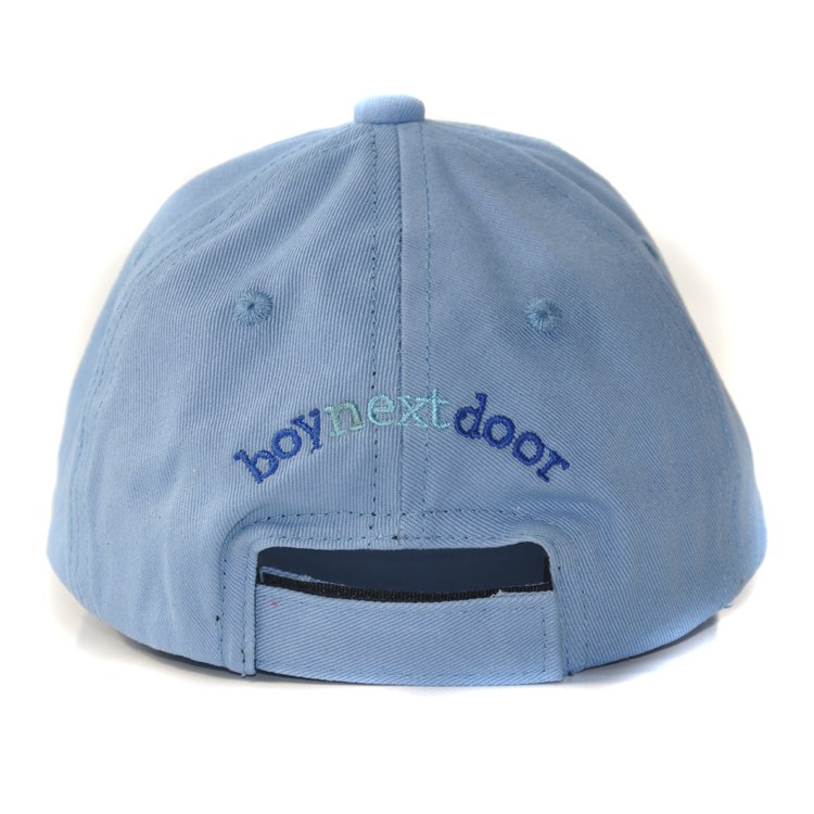 Damenmode Kids Boys Baseball Cap Summer Toddler Children Dad Hat Jean Casual Hip Hop Letter Denim Sun Snapback Casquette Blue Ample Supply And Prompt Delivery