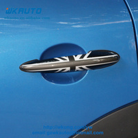 2 pcs for one set mini cooper R56-R59 with high quality car door handle cover