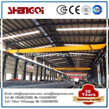 ND type New design High precise and high working efficiency electrical power overhead crane