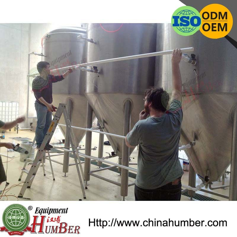 3.0mm Thickness SUS304 Stainless Steel Self Diy Beer Brewing Conical Fermenter Mash Tun & Lauter Tun