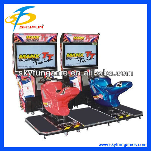 32 inch Manx TT (double player) hd moto racing arcade games