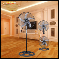 strong wind lowest price stand industrial exhaust fan / 3 in 1 big industrial fan