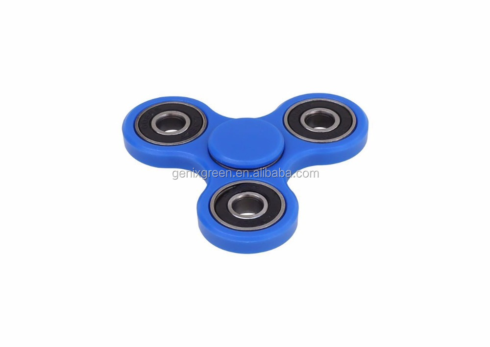 Promotional Toy Stress Reducer Relieves Hand Spinner Fidget Toy With Hybrid Ceramic