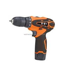 Popular 10.8V Rechargeable Household Hand <strong>Drill</strong> 10mm 19N.M Electric Cordless <strong>Drill</strong> with 1pc Li-ion Battery HD1902