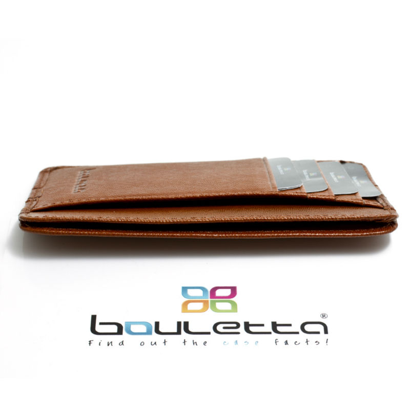 Wallet BLWL-017 Slim Card Holder - Brown