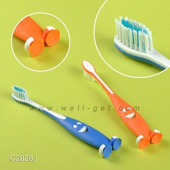 FDA Approved Personal Kid Novelty Toothbrush