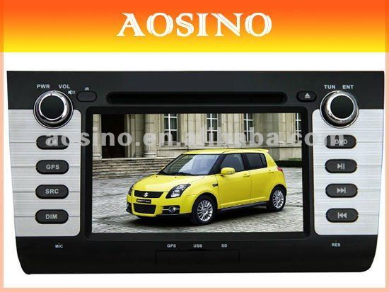 Special CAR DVD Player / CAR Radio for SUZUKI SWIFT 2004-2011 with GPS navigation