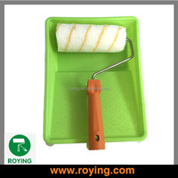 ROYING soft pattern roller designer paint rollers textured paint roller