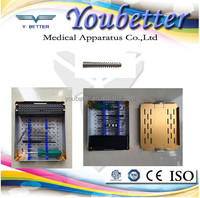 Headless Cannulated Compression Screw Instrument Set orthopedic implants and instruments