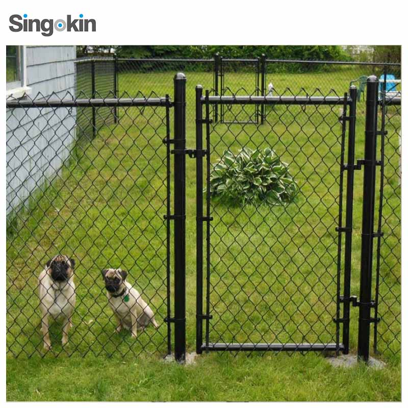 Chain Link Fencing Steelway Steel Fencing System/ Chainlink Fence