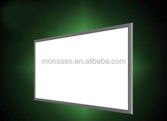 5 years warranty 48w 2x2ft 600x600 ultra thin embedded recessed square LED panel light