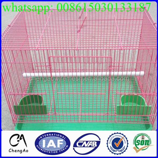 Welded wrie bird cage animal cage for pigeon (SGS Certificate )
