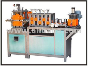 WROUGHT IRON - EMBOSSING MACHINE FOR SQUARE FLAT AND TUBES