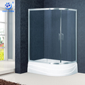 Aluminum Quadrant Sliding Shower Rooms(KT6013R)