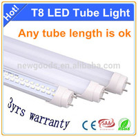 hot new products for 2015 led t8 tube 2014 fashion high powerful 12w led t8 tub8